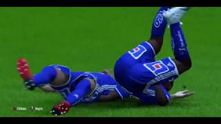 HAMMARBY - GIF SUNDSVALL ALLSVENSKAN MÅL OCH HÖJDPUNKTER FIFA 18