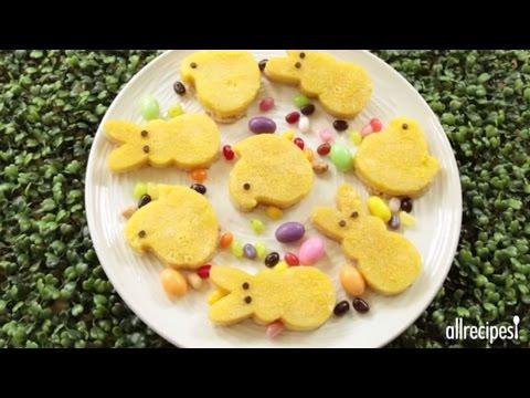 How to Make Lemon Bar Peeps | Easter Recipes | Allrecipes.com