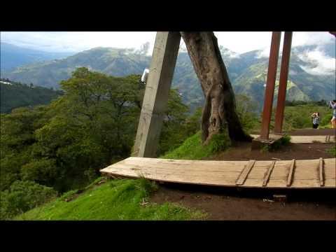 La Hamaca Del Fin Del Mundo, Baños - Ecuador
