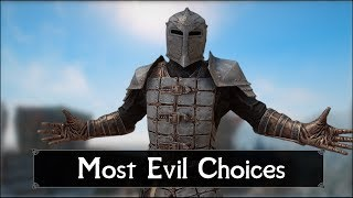 Skyrim: 5 More Evil Things You Can Do and May Have Missed in The Elder Scrolls 5: Skyrim