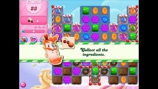 Candy Crush Saga Level 3993 (3 stars, No boosters)