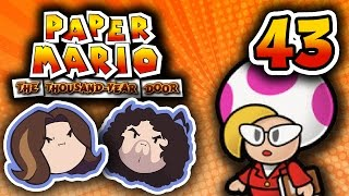 Paper Mario TTYD: Rising Up - PART 43 - Game Grumps