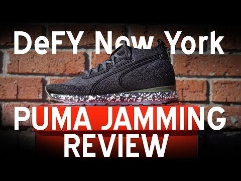 Is The Puma Jamming Better Than adidas Boost? Review 2018 On Feet