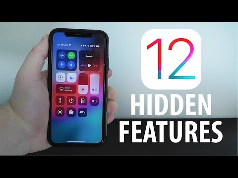 iOS 12 Hidden Features – Top 12 List