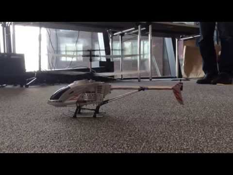 Hercules Remote Control Helicopter Review