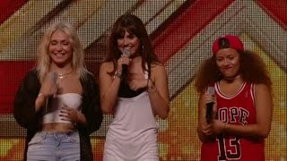RUMOUR HAS IT | The X Factor UK 2015 | Auditions Week 5 (Sep 12,2015)