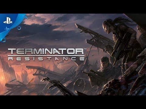 Terminator: Resistance - Announcement Trailer | PS4 thumbnail