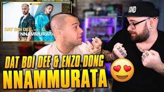DAT BOI DEE Feat. ENZO DONG   'Nnammurata * REACTION * By Arcade Boyz