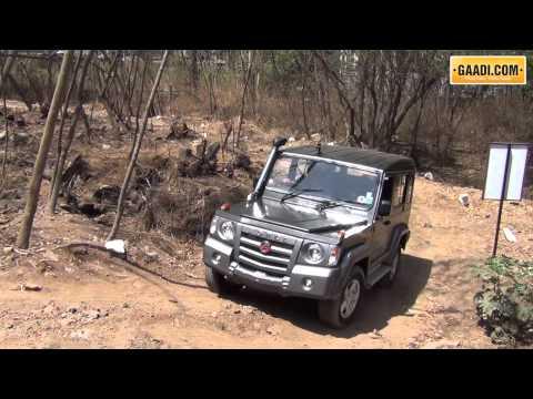 Force Gurkha 4x4x4 India Review