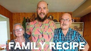 Making Perogies with my Polish Parents