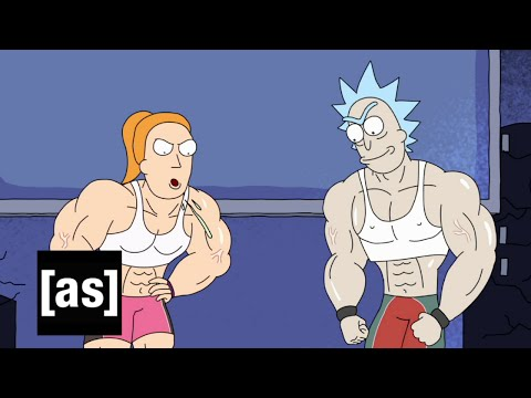 X Gon Give It To Ya | Rick and Morty | Adult Swim
