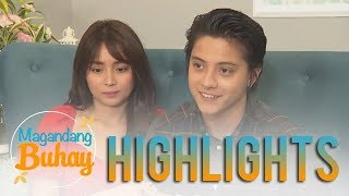 Magandang Buhay: Daniel describes how to be a 'malupit na boyfriend'