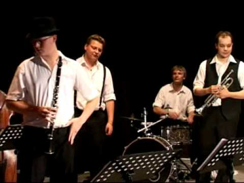 Black Melody Jazzband - Black Melody Jazzband - When The Saints Go Marchin In