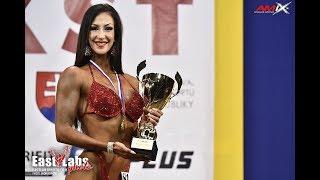2018 Veľká cena Dubnice Bikinifitness Juniorek nad 166cm
