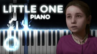 Detroit: Become Human · Little One | LyricWulf Piano Tutorial On Synthesia