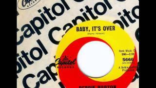 """Baby It's Over"" by Debbie Burton"