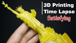making-plastic-statue-of-liberty-3d-printing-time-lapse