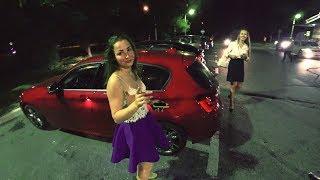 Знакомлюсь с девчонками на BMW   Пикап на харлее