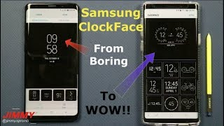 Get Samsungs EXCLUSIVE And SECRET Clock Faces