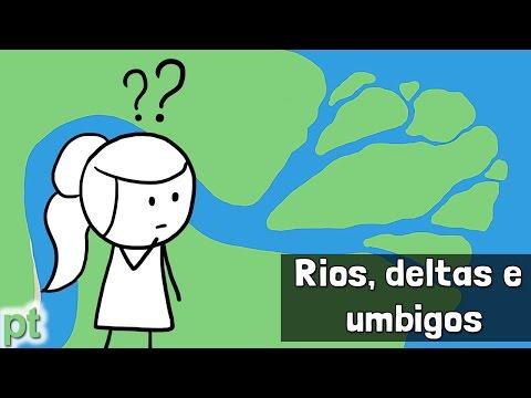 Minuto da terra por que os rios tm deltas minuto da terra fandeluxe Image collections