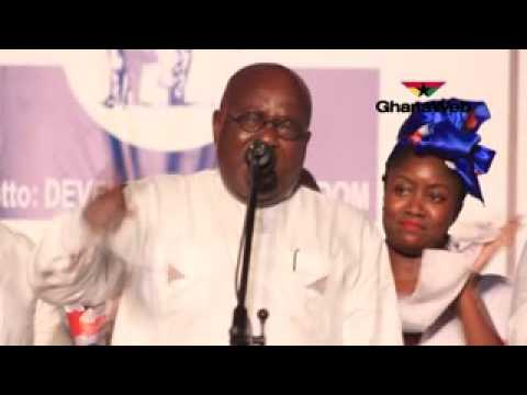 Here's what Nana Addo said against Mahama on borrowing and taxes