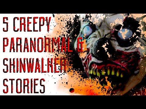 9 Scary Skinwalker Stories   Ft  Night Terror and Jar 19 - Bad Vibes