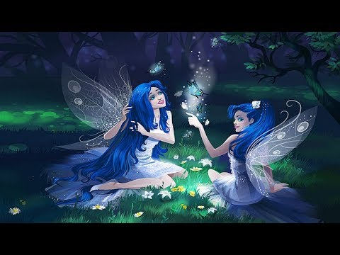 MOON FAIRIES, Fate della Luna ★ Celtic Fairy Music