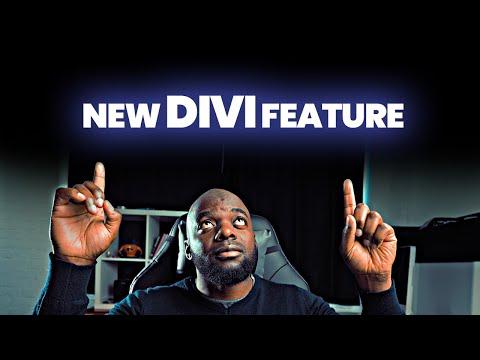 New Divi Feature - Divi Position Options