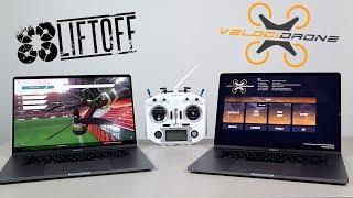 Velocidrone vs Liftoff - ¿El Mejor Simulador de FPV?