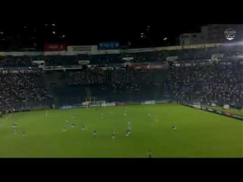 """""""Vamos Cruz Azul, Queremos La Copa"""" Barra: La Sangre Azul • Club: Cruz Azul"""