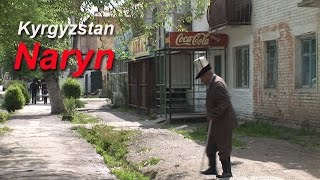 preview picture of video '# 17 Zijderoute - Naryn Regio (mountains) & the city Naryn'