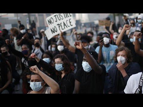 Ο Τζ. Φλόιντ της Γαλλίας: Ξεσηκωμός για τον Αντ. Τραορέ