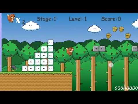 squirrel run обзор игры андроид game rewiew android