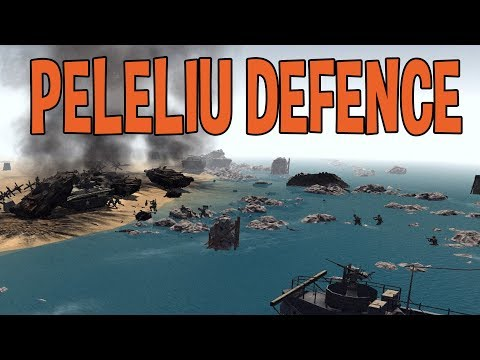 PACIFIC NAVAL INVASION UNDER FIRE - MoW: AS2 Robz Mod