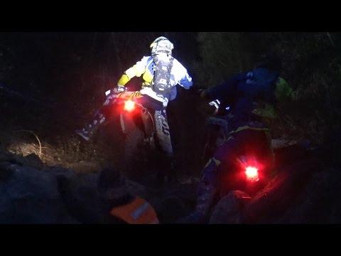 Vidéo du dépassement de Roman par Jarvis à l'Alestrem 2017