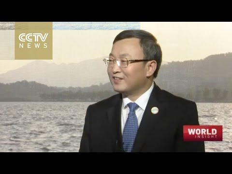 Interview: China's vice commerce minister sits down with CCTVNEWS