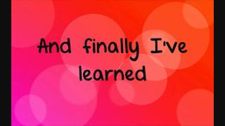 Everybody Makes Mistakes - Anna Graceman (Lyrics) HD