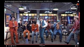 BTS (방탄소년단) - BTS Tiny Desk (Home) Concert   2020