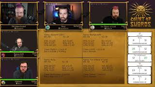 RollPlay - Court of Swords - S6 - Week 128 - Do the Shuffle (Part 2)