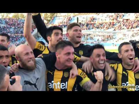 """""""Desde el ojo del fotógrafo -  Peñarol 2 Nacional 0 - ¡Peñarol nomá!"""" Barra: Barra Amsterdam • Club: Peñarol"""