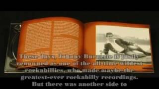 JOHNNY BURNETTE The Ballads Of Johnny Burnette BCD17211