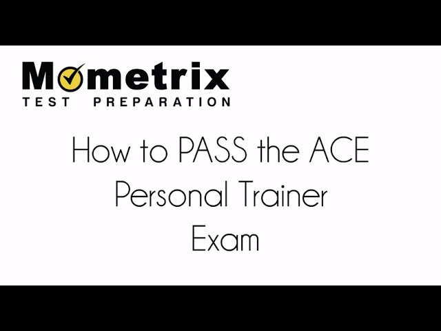Free Ace Group Fitness Instructor Practice Test Questions