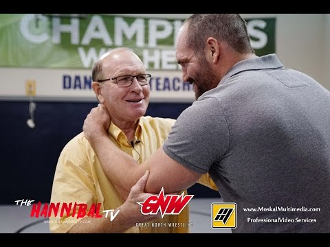 Dan Gable interview with The Hannibal TV