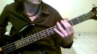 GOTTA GET AWAY BASS COVER - THE OFFSPRING