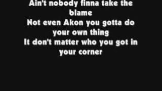 Jon Young - It Ain't Over lyrics