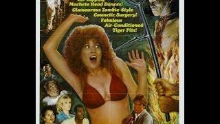 Резня на острове зомби - ужасы