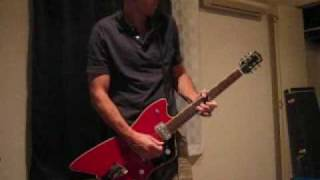 ZZ Top - Francine - Cover feat. The Gretsch Billy-Bo
