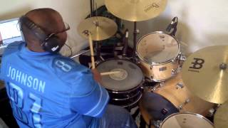 Breakbot feat. Outlines - Baby I'm Yours (Drum Cover)