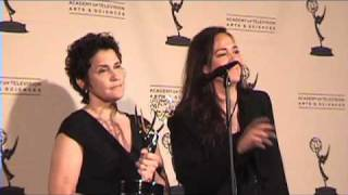 Wendy And Lisa On PRINCE At The 2010 Creative Arts Emmys