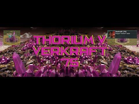 War Commander : Thorium V - Verkraft 75
